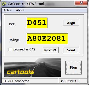 CAScontrol2